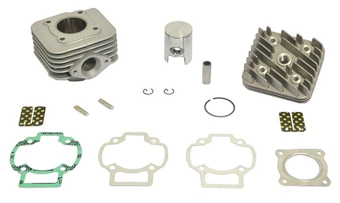 Amazon.com: Athena (071800/1) 39mm Diameter Aluminum 50cc Sport Cylinder Kit: Automotive