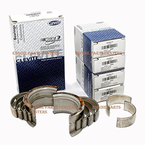 Clevite 77 Rod And Main Bearings For 350 Chevy Cb663p Ms909p KIT
