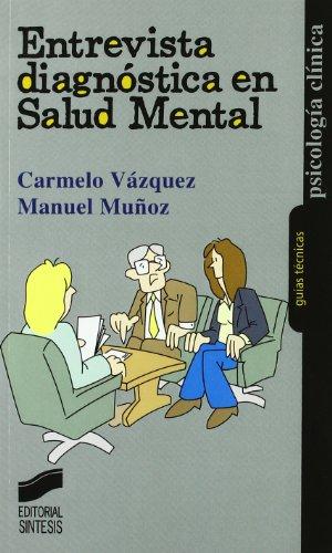 Entrevista Diagnostica En Salud Mental N: 9 (Spanish Edition)