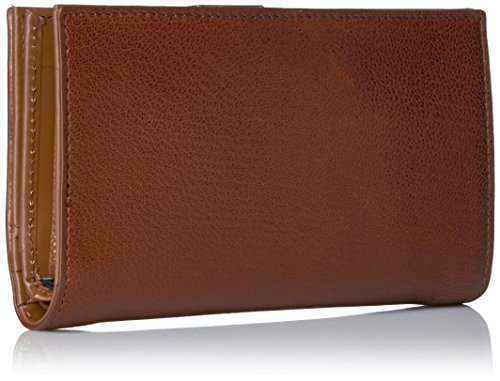 Vince Camuto Zinia Wallet, Brandy, One Size