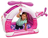 Paw Patrol Skye Helicopter Ball Pit, 1 Inflatable & 50 Sof-Flex Balls, Pink/Purple, 43'W x 43'D x 38'H