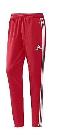 pantalon adidas rouge homme