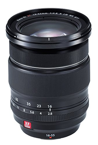Fujifilm - Xf 16-55mm R Lm Wr Standard Zoom Lens For Fujifil
