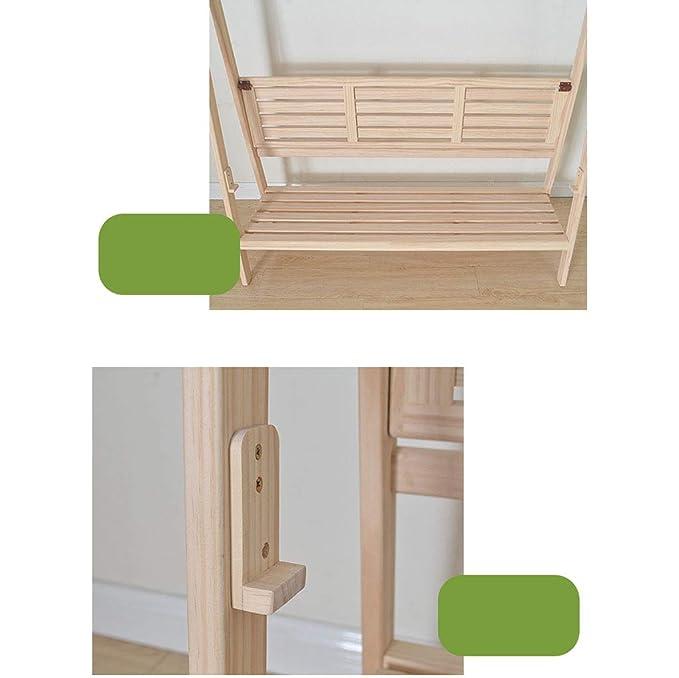 Amazon.com: Y.H.Valuable - Perchero de pared para interiores ...