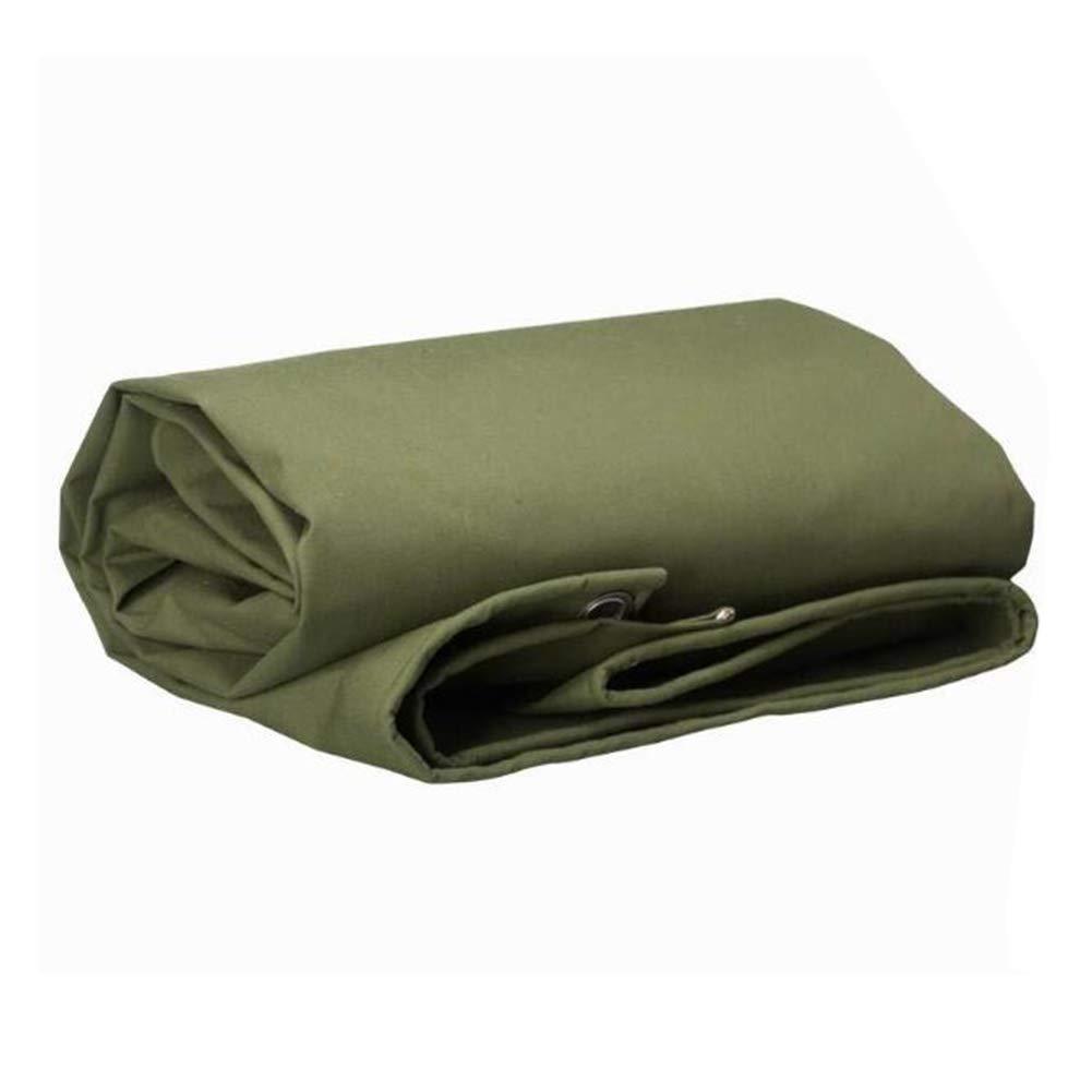 Armée Verte 36m MuMa BÂche épaissir Imperméable Imperméable Crème Solaire Ombre Couverture Pluie Personnaliser (Couleur   Armée Verte, Taille   2  2m)