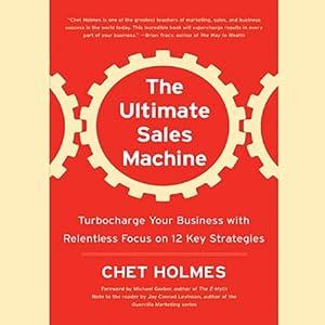 The Ultimate Sales Machine Audiobook