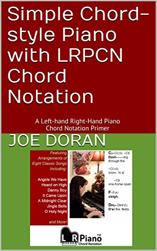 Simple Chord Style Piano With Lrpcn Chord Notation A Left Hand