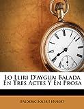 Lo Lliri D'Aygu, , 1286209730
