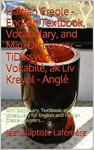 💠 Kostenlose E-Books herunterladen pdf epub Haitian Creole