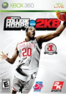 Amazon. Com: college hoops 2k8 ps3: video games.