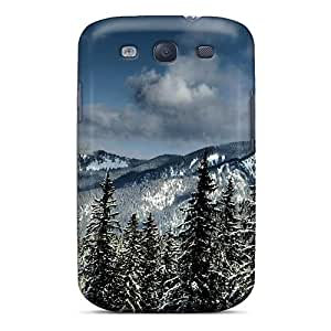 First-class Case Cover For Galaxy S3 Dual Protection Cover Tatra Mountains