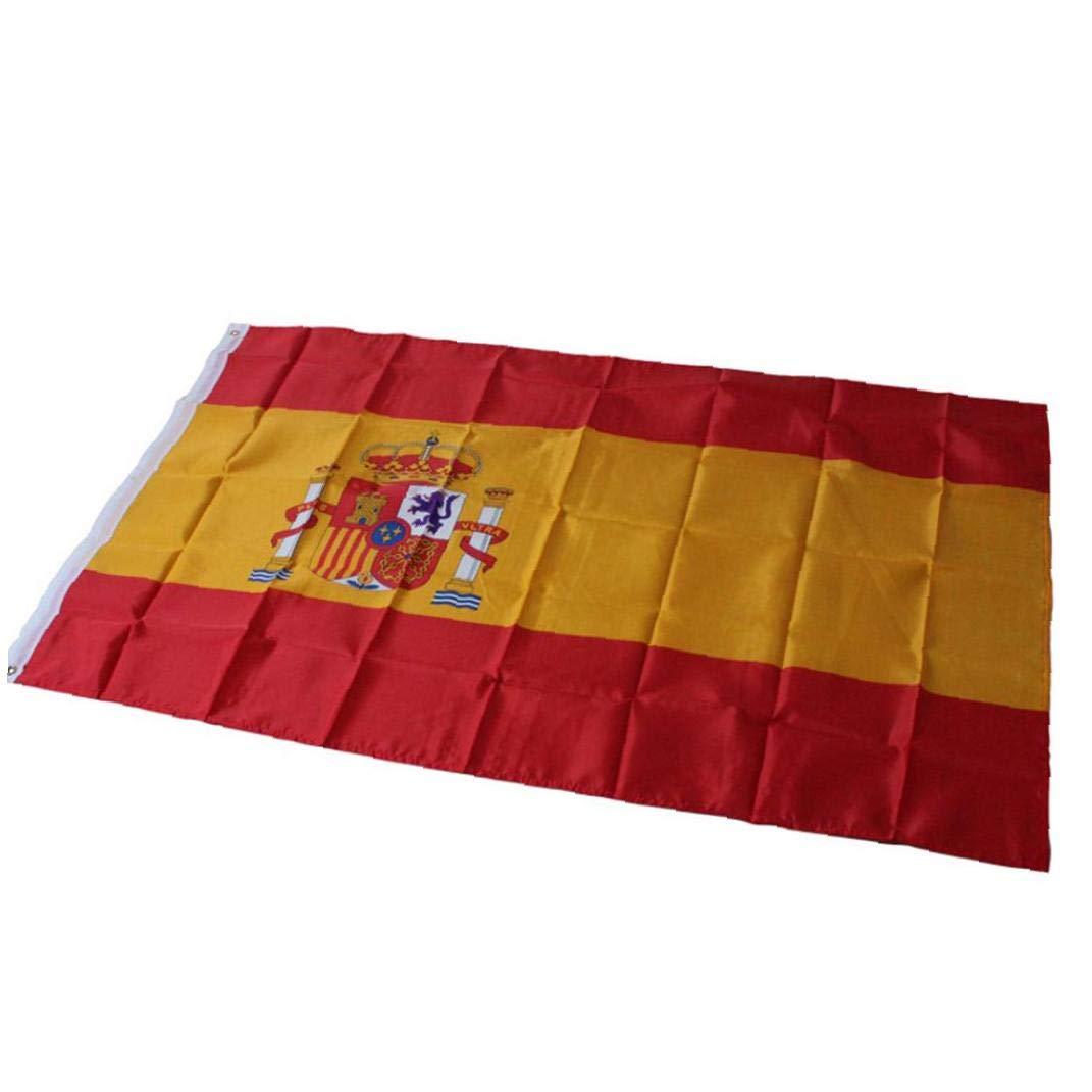 5FT Ampio Bandiera Grande Italia Bandiera Italia Bandiera nazionale Bandiera stampato in poliestere con occhielli in ottone 3