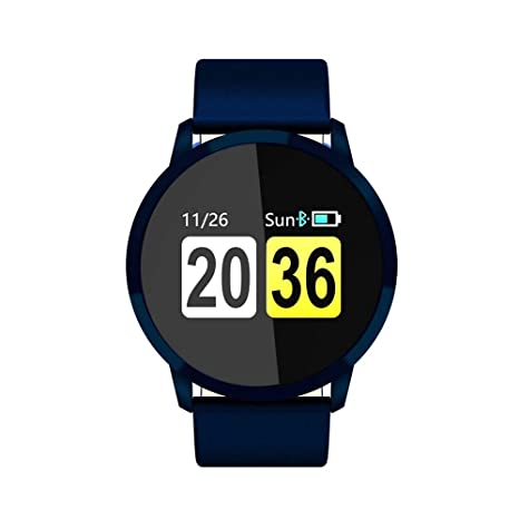 Amazon com: WoCoo Smart Watch Q8 OLED Color Screen