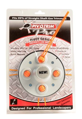 Pivotrim Pro Pivot Design, Straight Shaft Grass Trimmers