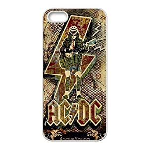 diy zhengAC/DC Phone Case for Ipod Touch 5 5th Case