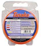 Tanaka Color-Coded Round String Trimmer Line 095-Inch x 143