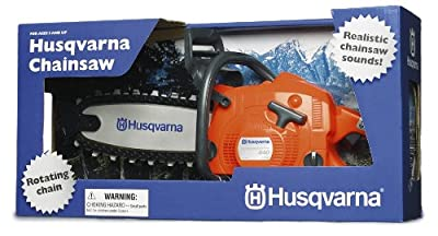 Husqvarna Battery Operated Toy Chain Saw | Educational Toys