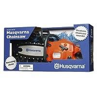 Husqvarna motosierra de juguete con pilas