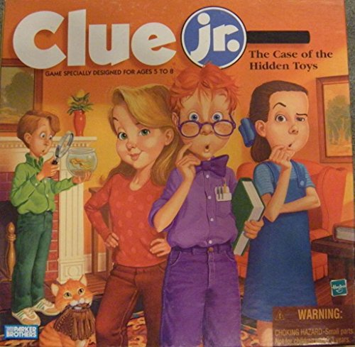 Clue Junior Board Game - 7
