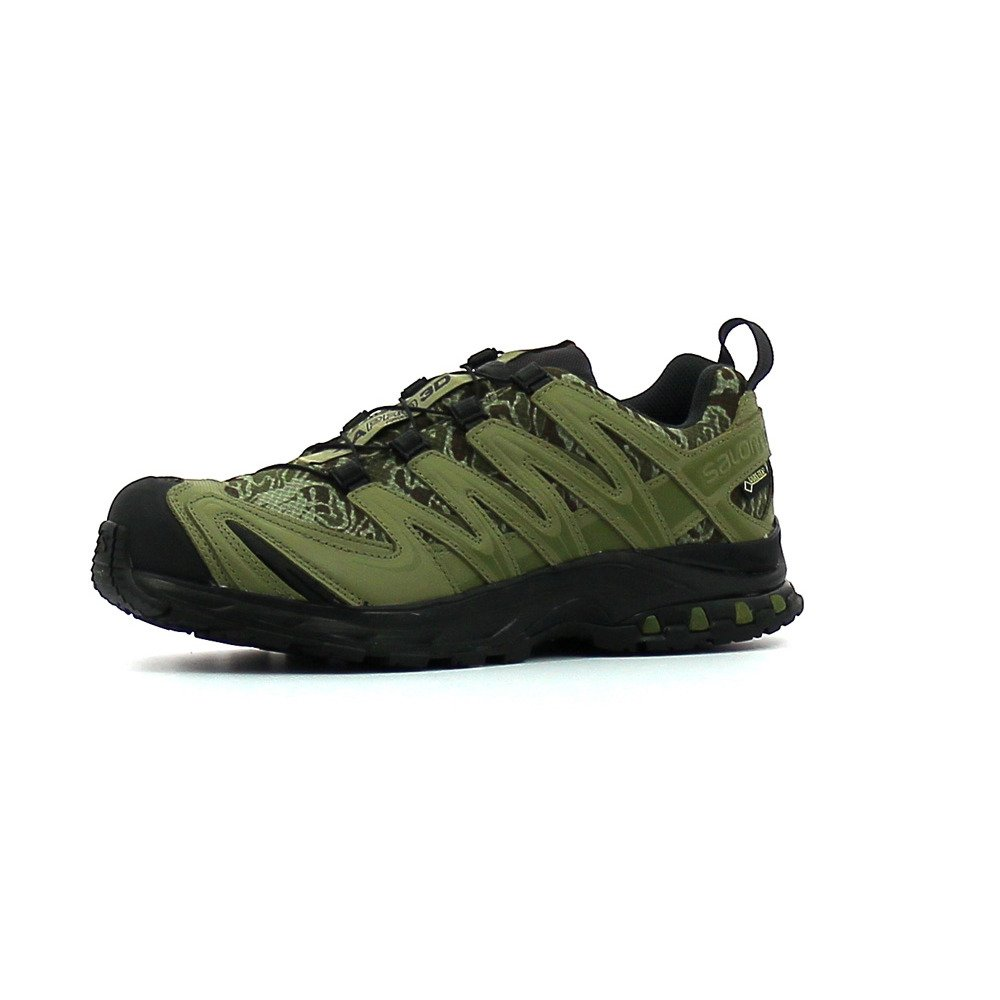 Salomon XA Pro 3D GTX® Forces, Camo Dark Khaki (46 EUR · 11 UK)
