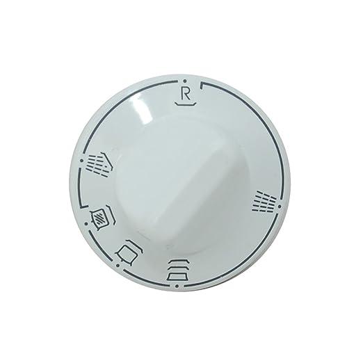 Ariston Lavavajillas blanco temporizador perilla C00041188: Amazon ...