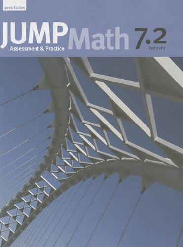 Download JUMP Math 7.2: Book 7, Part 2 of 2 ebook