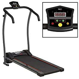 Bodyfit Motorised Electric Treadmill Folding Running Machine...
