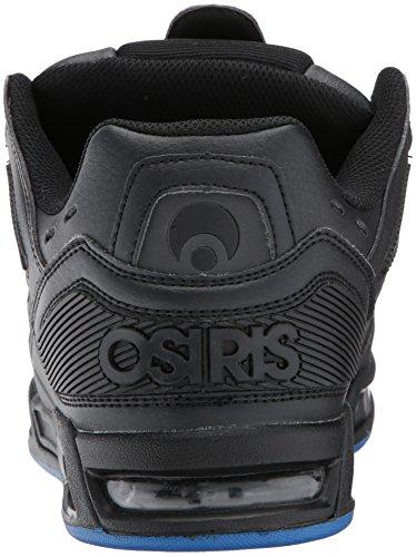 Osiris Peril Black/Royal. Black/Royal