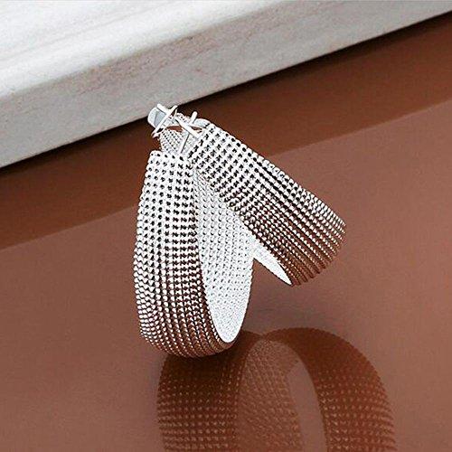 1set Charming Jewelry Fashion Hollow Out Womens Earrings Hoop Dangle Ear Stud]()