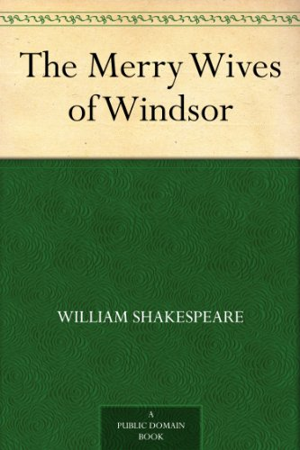 The Merry Wives of Windsor by [Shakespeare, William]