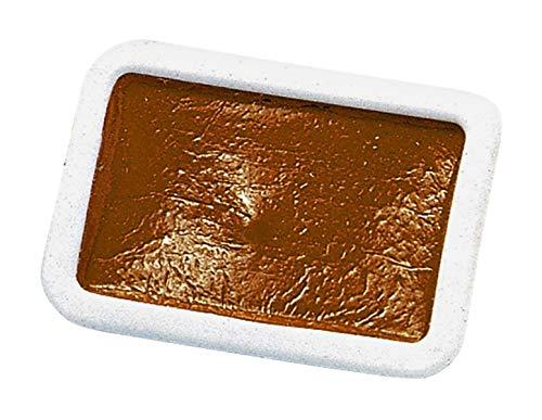Prang Non-Toxic Semi-Moist Watercolor Paint Refill, Plastic Whole Pan, Orange, 12 Pans