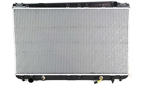 Evan-Fischer EVA27672031519 Radiator for TOYOTA CAMRY 94-96 AVALON 95-99 6 Cyl. w/o EOC w/ ATC Replaces Partslink# - 96 Camry Radiator 95 Toyota