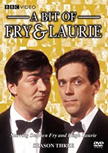 A Bit of Fry and Laurie - Season Three