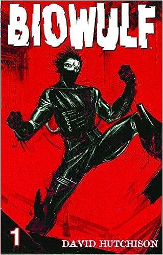 BIOwulf Pocket Manga by David Hutchison (2007-09-06)