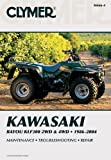 Kawasaki Bayou Klf300 2wd and 4wd, 1986-2004, Clymer Publications Staff and Penton Staff, 0892879254