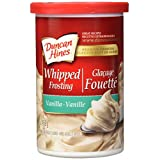 Duncan Hines Whipped Frosting, Vanilla, 459g