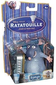 Ratatouille Django Figure