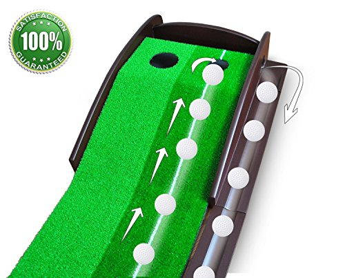 Premium Wooden Putting Green for Executi - Executive Putting Cup Shopping Results