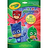 Crayola PJ Masks Color & Activity Book