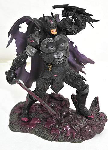 DIAMOND SELECT TOYS DC Gallery: Dark Nights Metal Batman PVC Figure, Multicolor
