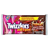 Twizzlers Pull 'N' Peel Cherry Cola Candy, 340g