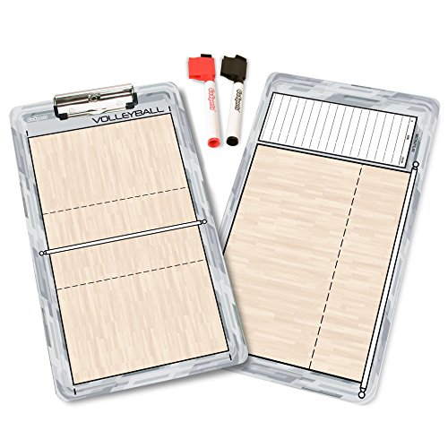 GoSports Volleyball Dry Erase Co...