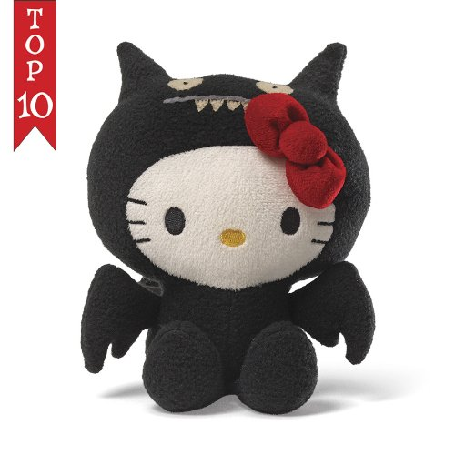 Hello Kitty Halloween Plush (Ugly Dolls Hello Kitty l, Ice)
