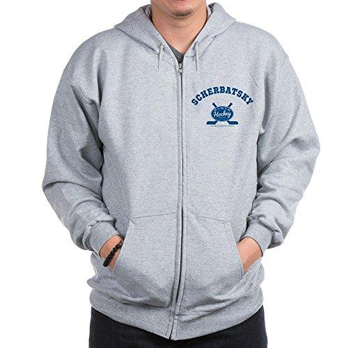 (CafePress HIMYM Hockey - Zip Hoodie, Classic Hooded Sweatshirt With Metal Zipper)