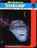 img - for Starship Operator's Manual, Vol. 1 (Megatraveller) book / textbook / text book