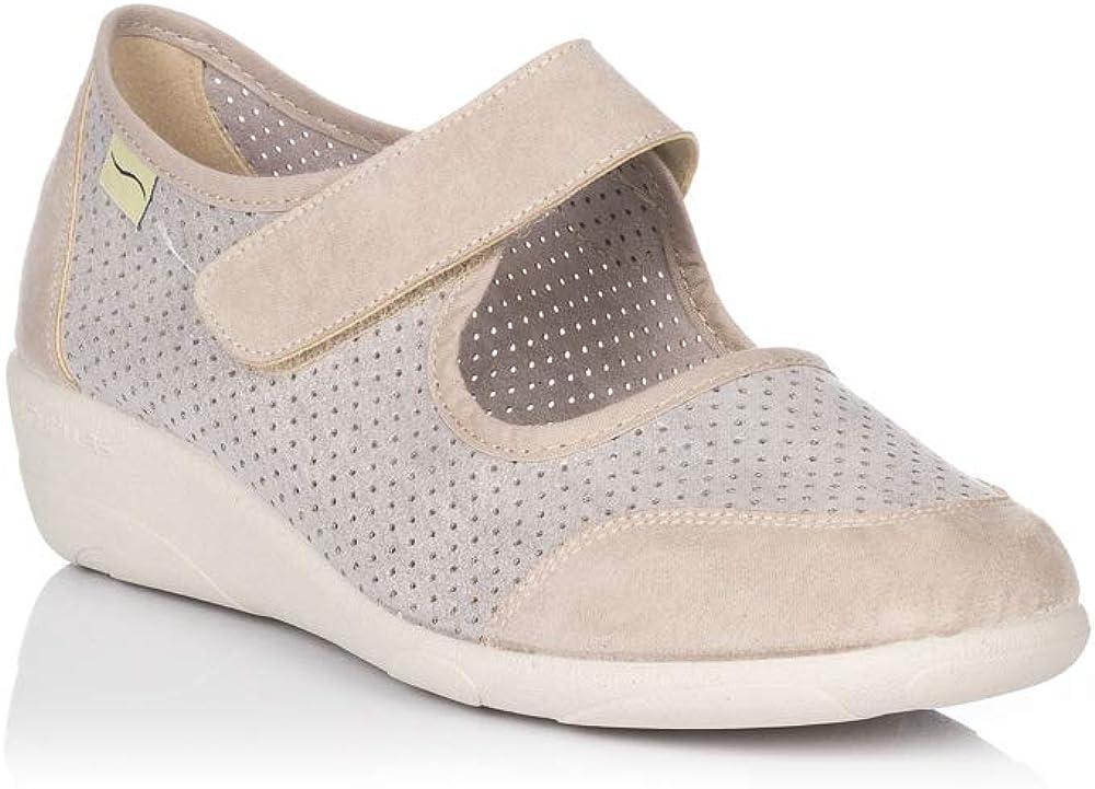 DOCTOR CUTILLAS 3175 Mercedes Velcro Confort Mujer