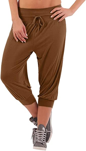 Luckycat Pantalones Aladdin Talla Grande Mujer Tul Pantalones De Casual Anchos Verano 7 8 Pantalones Pantalones Yoga Mujer Basicas Ropa Pantalones Pirata Para Correr Mujer Pantalon Aladino Amazon Es Relojes