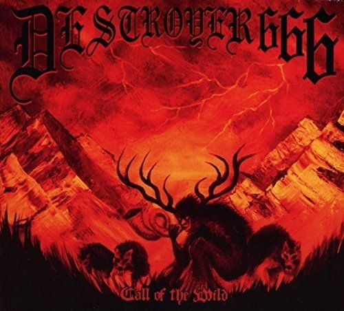 Vinilo : Destroyer 666 - Call Of The Wild (United Kingdom - Import)