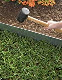 Gardener's Supply Company Galvanized Edging 4, Set of 4