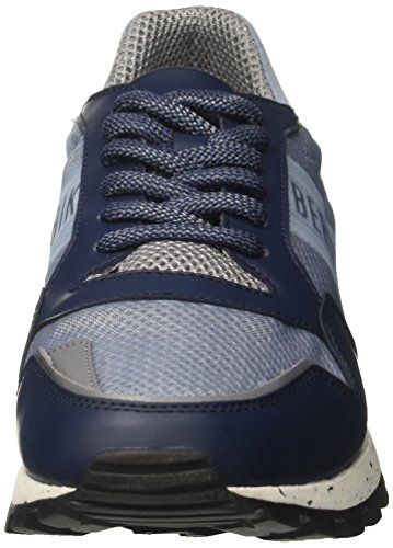 L Bikkembergs ER Blu Uomo blue Fend Blue Sneaker r4PrYqw